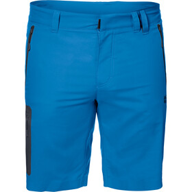 Jack Wolfskin Active Track Short Homme, brilliant blue